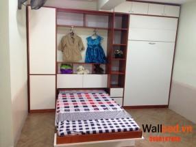 Giường đôi cho trẻ WBT