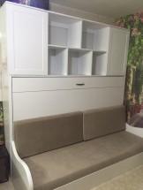 Giường thông minh kết hợp sofa WBT30